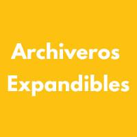 ARCHIVEROS EXPANDIBLES
