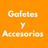 GAFETES Y ACCESORIOS