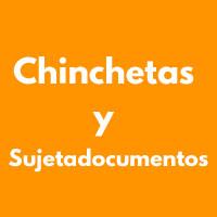 CHINCHETAS Y SUJETADOCUMENTOS
