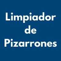 LIMPIADOR DE PIZARRONES
