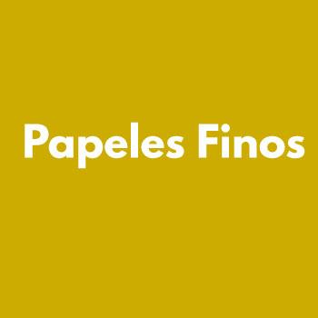 PAPELES FINOS