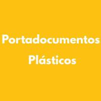 PORTADOCUMENTOS PLASTICOS