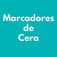MARCADORES DE CERA
