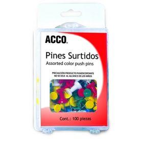 ALFILER ACCO SURTIDOS C/100 P1167 *
