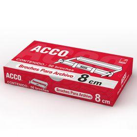 BROCHE ACCO P/ARCHIVO 8 CMS P1580                          *