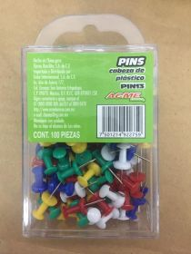 PINS ACME C/100 PZA PIN14
