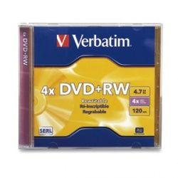 DVD-R VERBATIM 16X 4.7GB PZA (95093) *
