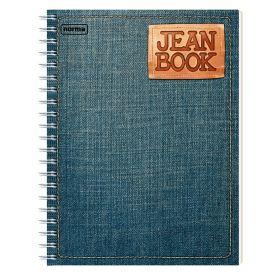 CUADERNO PROF.NORMA JEAN BOOK 100H CUADRO GRANDE NO.524113 *