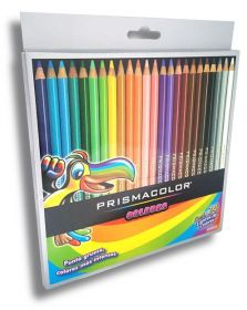 LAPICES DE COLORES PRISMACOLOR JUNIOR C/24
