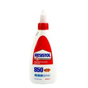 PEGAMENTO RESISTOL 850 BOT DE 110 GMS ARTESANO             *