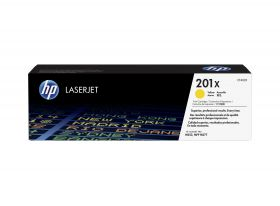 TONER HP CF402X AMARILLO NO.201X ***