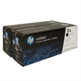TONER HP Q2612AD DUAL PACK *