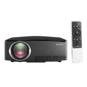 Mini proyector multimedia de 1800 lúmenes, portátil (PRO-200)