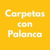 CARPETAS CON PALANCA