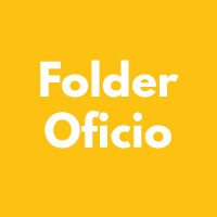 FOLDER OFICIO
