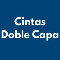 CINTAS DOBLE CAPA