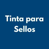 TINTAS PARA SELLO