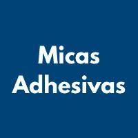 MICAS ADHESIVAS