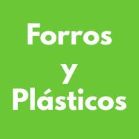 FORROS Y PLASTICOS