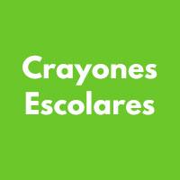 CRAYONES ESCOLARES