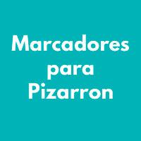 MARCADORES PARA PIZARRON