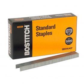 GRAPAS BOSTITCH SBS191/4 6MM C/5000 STANDAR *