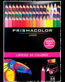 LAPICES DE COLORES PRISMACOLOR JUNIOR C/48