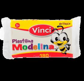 PLASTILINA VINCI NO.30 BARRA 180 GRS BLANCO