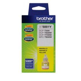CARTUCHO BROTHER BT5001Y AMARILLO (BOTELLA) *