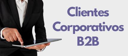 Clientes Corporativos B2B